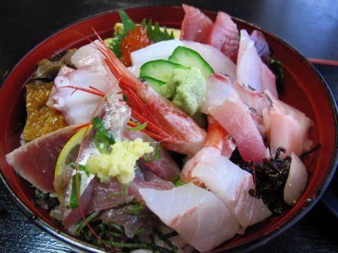 西伊豆の海鮮グルメ