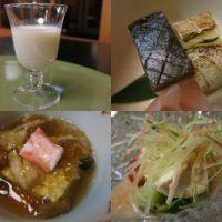 京都紅葉2012(14)~京懐石・湯葉料理