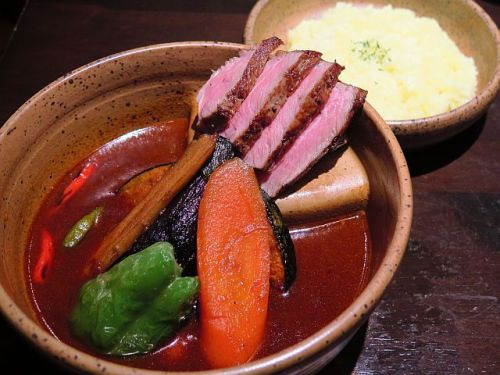 札幌スープカレーざんまい