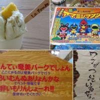 奄美大島の豆腐料理など